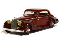 1:43 HISPANO Suiza K6 Coach Mouette Henri Chapron 1937 Maroon