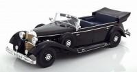 1:43 MERCEDES-BENZ 770 (W150) Convertible 1938 Black