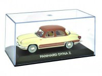 1:43 PANHARD DYNA Z 1958 Yellow & Brown