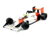 "1:18 McLAREN HONDA MP4/4 ""Marlboro""  #12 Ayrton Senna GP Japan 1988"