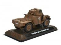 1:43 бронеавтомобиль Pz.Spah.204 (F) Германия 1942