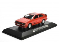 1:43 AUDI Quattro 1980 Red