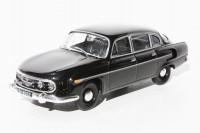 1:43 # 22 Tatra 603 1956 Black (журнальная серия)