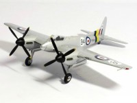 "1:72 DH-103 ""Hornet"" F.3 National Air Races Elmdon 1949"
