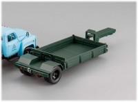 1:43 Т-213 прицеп для перевозки сыпучих грузов (без тягача)