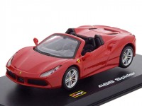 1:43 FERRARI 488 Spider 2016 Red