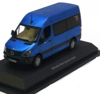 1:43 MERCEDES-BENZ Sprinter Kombi 2013 Metallic Blue