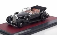1:43 MERCEDES-BENZ 770 Cabriolet D (W07) 1938 Black