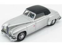 1:43 MERCEDES-BENZ 320 (W142) Wendler Cabriolet (закрытый) 1940 Silver