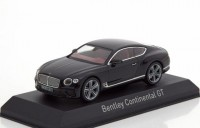 1:43 BENTLEY New Continental GT 2018 Black