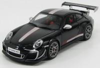 1:18 Porsche GT3 RS 4.0 2011 (glossy black)