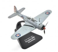 "1:72 Douglas SBD-2 ""Dauntless"" Pearl Harbor Hawaii 7 December 1941"