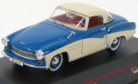 1:43 Wartburg 313 Sport 1957 (blue / cream)