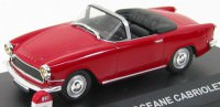 1:43 Simca Oceane Cabriolet 1958 (red)