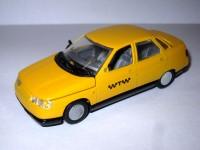 1:43 УЦКЕНКА! ВАЗ-2110 такси