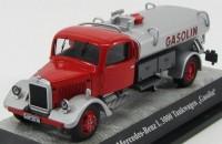 "1:43 MERCEDES-BENZ L3000 Tank Truck ""Gasoline"" (бензовоз) 1950"