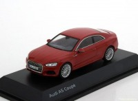 1:43 AUDI A5 Coupe 2016 Tango Red