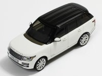 1:43 RANGE ROVER VOGUE EDITION 2013 White & Black (тираж 500шт.)