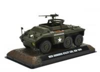 1:43 командно-штабная бронемашина M20 армия США 1944