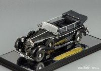 1:43 Mercedes-Benz 770 K Cabriolet 1938 (Black)