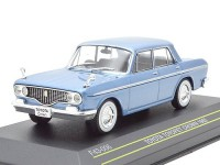 1:43 TOYOTA Toyopet Crown 1962 Metallic Light Blue