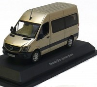 1:43 MERCEDES-BENZ Sprinter Kombi 2013 Metallic Beige