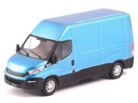 1:43 IVECO DAILY HI MATIC MY16 (фургон) 2017 Metallic Blue