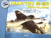 "1:144 Martin B-26 ""Marauder"" Cleveland Calliope 1943"