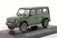 1:43 MERCEDES-BENZ G-Classe (W463) 2016 Green Metallic