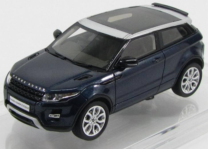 1:43 Range Rover Evoque 2011 (baltic blue met)