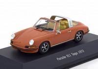 1:43 PORSCHE 911 Targa 1973 Orange