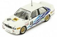 """1:43 BMW M3 (E30) #48 """"CiBiEmme"""" Calderari/Mancini WTCC 1987"""