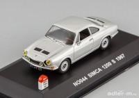 1:43 Simca 1200S 1967 (silver)