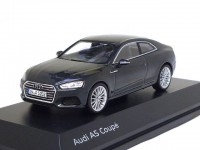 1:43 AUDI A5 Coupe 2016 Manhattangrau