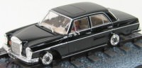 "1:43 MERCEDES-BENZ 250SE ""Octopussy"" 1983 Black"