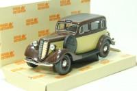 1:43 Горький-М1 такси, коричневый с бежевым