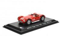 1:43 MASERATI A6GCS #66 Targa Florio Fangio1953