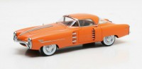 1:43 LINCOLN Indianapolis Concept Boano 1955 Orange