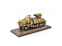 1:43 Sd.Kfz.4/1 Panzerwerfer Нормандия 1944