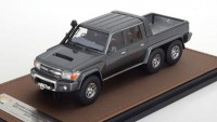 1:43 TOYOTA Landcruiser FJ79 MDT6X6 Southern Scorpion 2014 Grey Metallic
