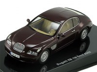 1:43 Bugatti EB 118 Genf 2000 (dark red metallic)
