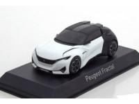 1:43 PEUGEOT Coupe Concept Car Fractal Salon de Francfort 2015