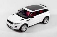 1:18 Range Rover Evoque 2011 (white)