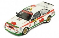 1:43 FORD Sierra RS Cosworth #17 Semoulin/Pareja/Tassin 24h Spa WTCC 1987