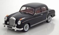 1:18 MERCEDES-BENZ 220S Limousine (W180 II) 1956 Black