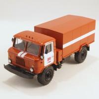 1:43 АФК-66 (ПЧ Ямное) Вспомогательный автомобиль для тушения лесных пожаров