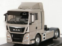 1:43 седельный тягач MAN TGX EURO 6 LX 2014 Grey Metallic