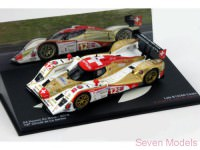 1:43 LOLA B10/60 Coupe #12 N.Prodt-N.Jani-M.Andretti LE MANS 2010
