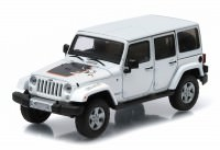 1:43 JEEP Wrangler 4х4 Unlimited Mojave Edition 5-дв.(Hard Top) 2011 Bright White