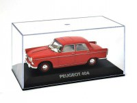 1:43 PEUGEOT 404 1965 Red